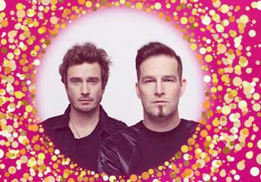 Welcome… Darude & Sebastian Rejman from Finland!