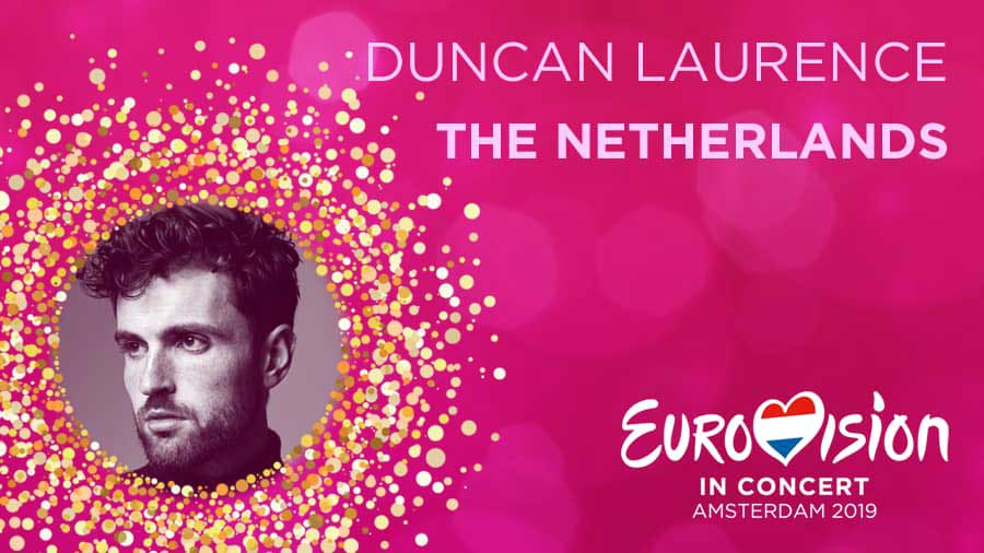 Duncan Laurence - The Netherlands 2019