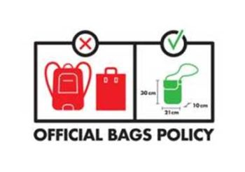 Bags policy
