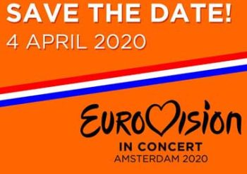 Save the date: 4 april 2020